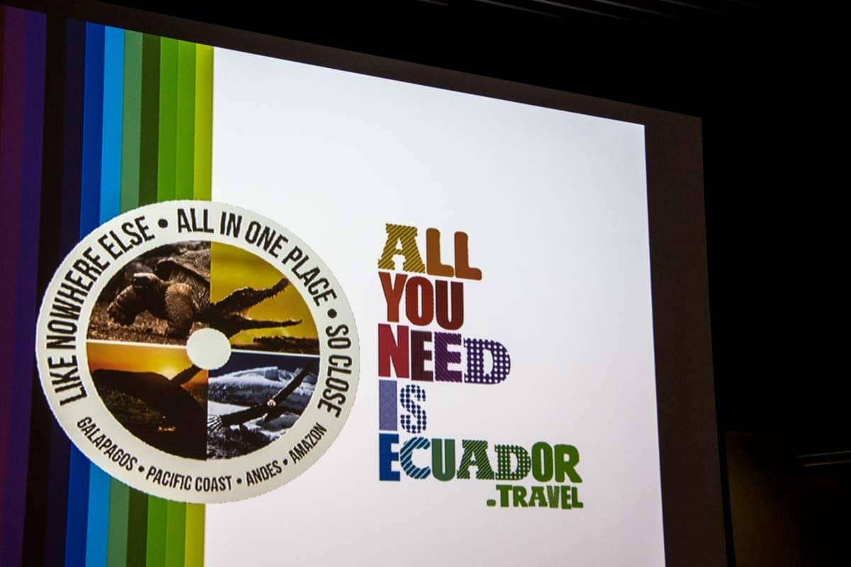 Ecuador turisme på Den Blå Planet - Danmark
