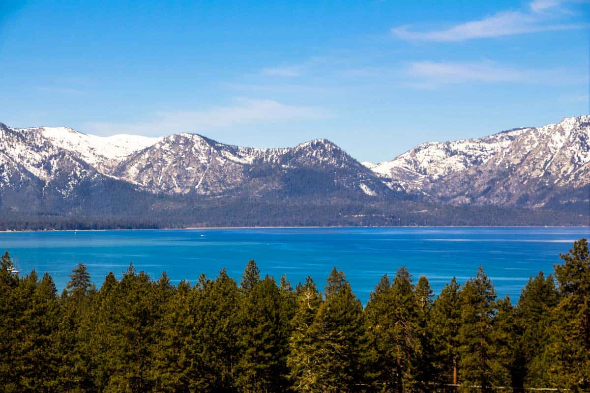 Værelse med udsigt - Harrah's Lake Tahoe Resort & Casino – Lake Tahoe, USA