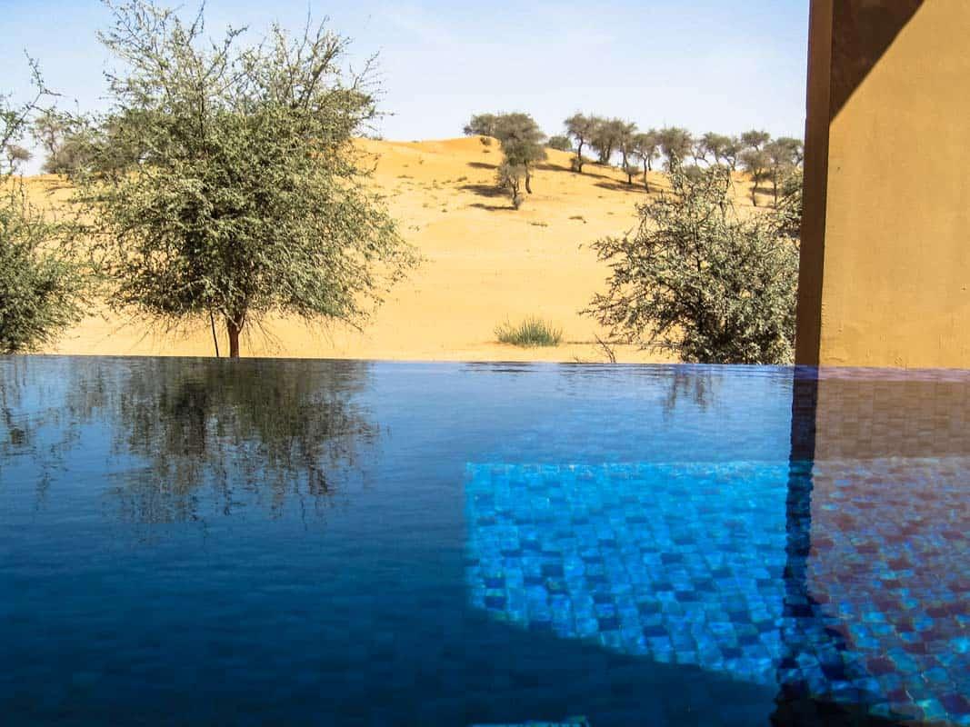 Værelse med udsigt - Bayan Tree Al Wadi – Ras Al-Khaimah, UAE