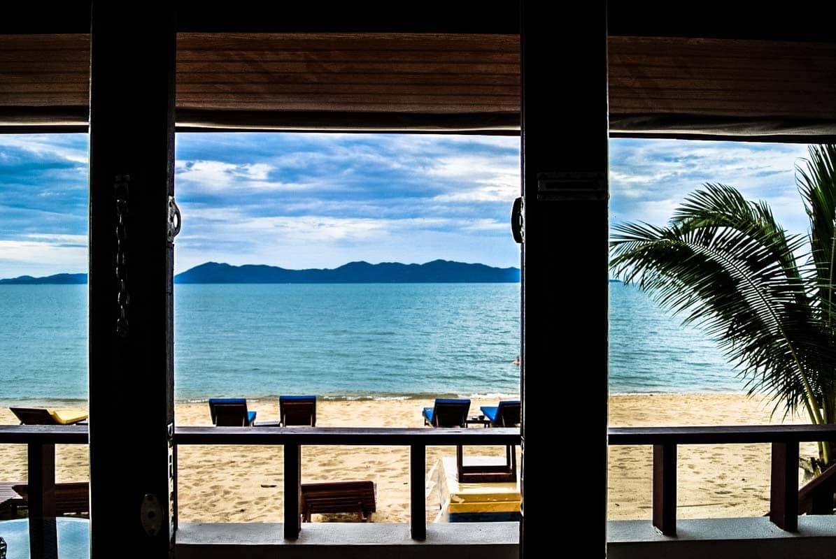 Værelse med udsigt - Hacienda Beach – Koh Samui, Thailand
