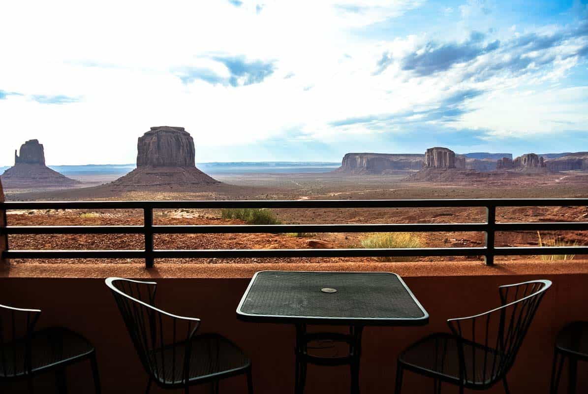 Værelse med udsigt - The View Hotel – Monument Valley, USA