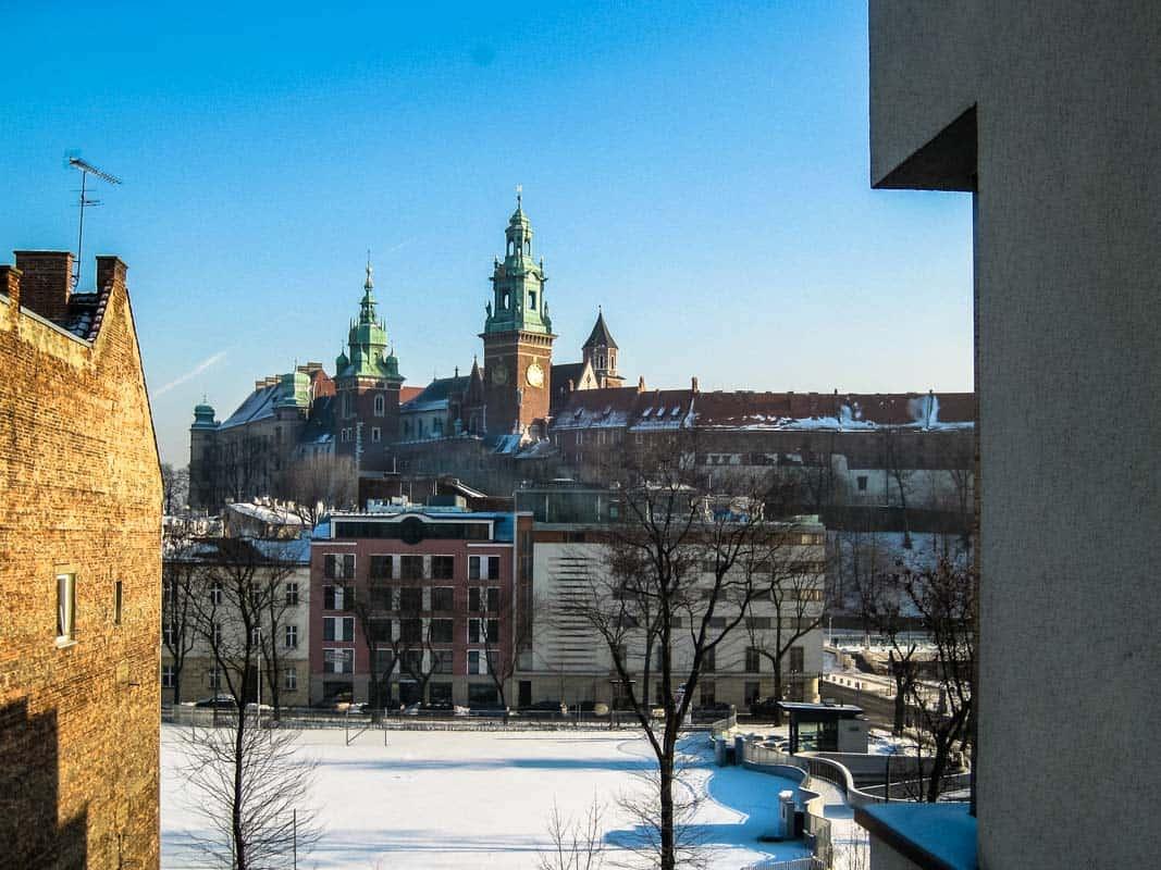 Værelse med udsigt - Sheraton Krakow Hotel – Krakow, Polen