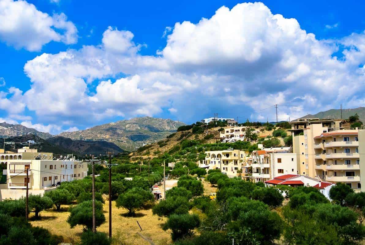 Værelse med udsigt - Parasol Hotel & Apartments – Karpathos, Grækenland