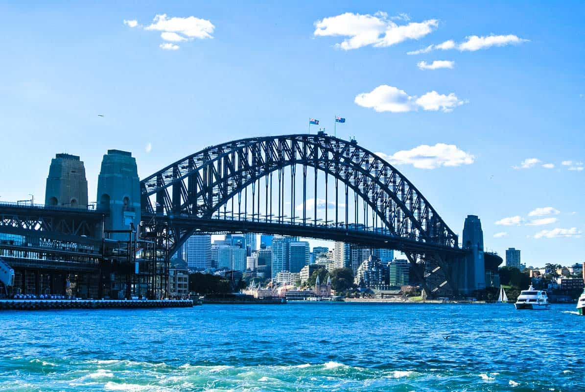 Harbour Bridge Sydney, Australien - Vundet dagens billede, igloblaphotograper