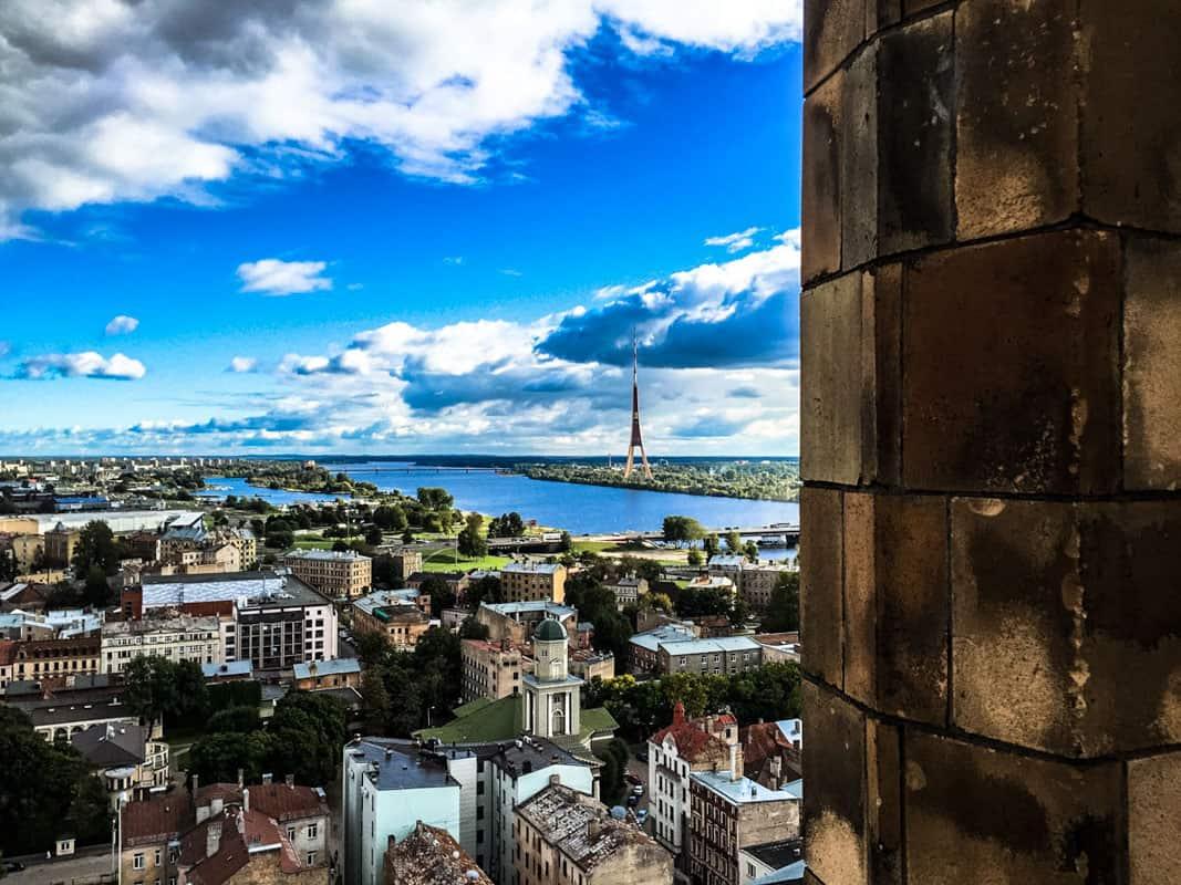Riga, Valgt som billede til rejsemagasinet, Where2godk