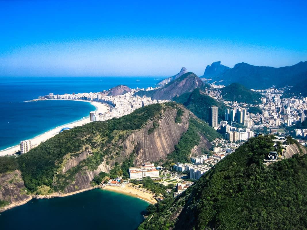 Udsigt over Rio de Janerio - Vundet dagens billede, Iglobalphotographer