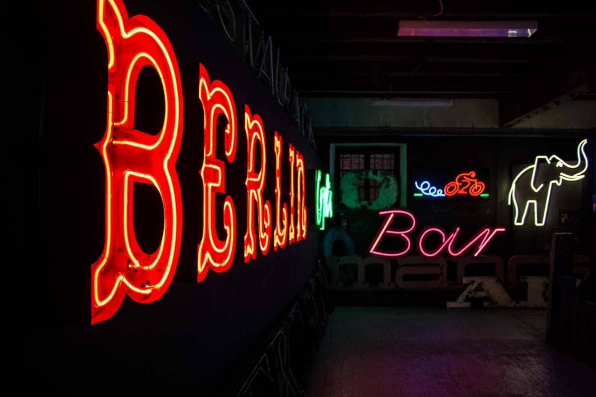 Neon Museum – Warszawa, Polen
