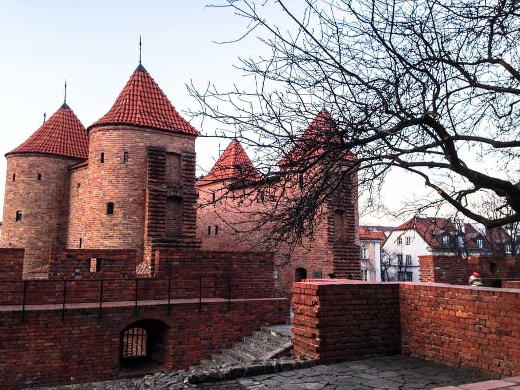 Stare Miasto - Warszawa, Polen