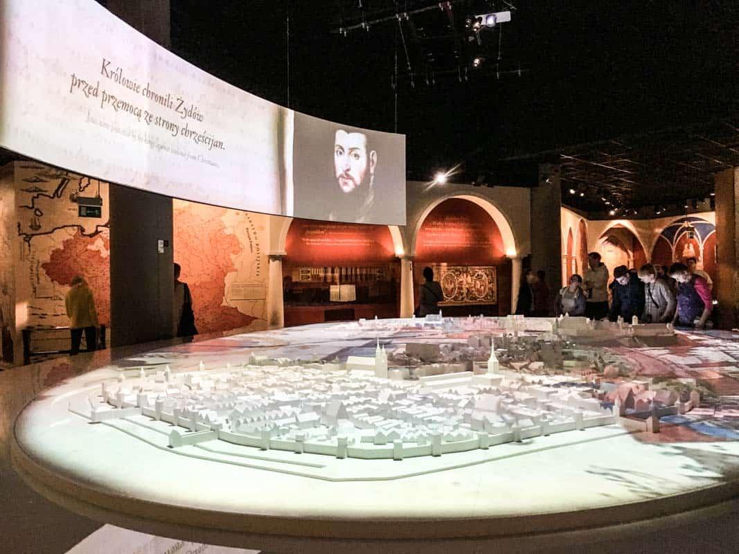 POLIN Museum for de Polske Jøders Historie – Warszawa, Polen