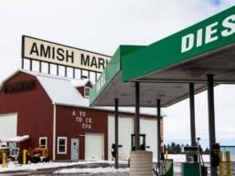 Uventet besøg i Amishland – Wisconsin, USA