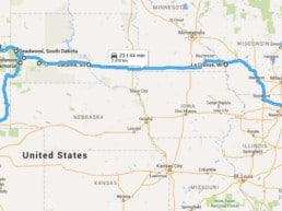 Road Trip - fra Chicago til Denver, USA