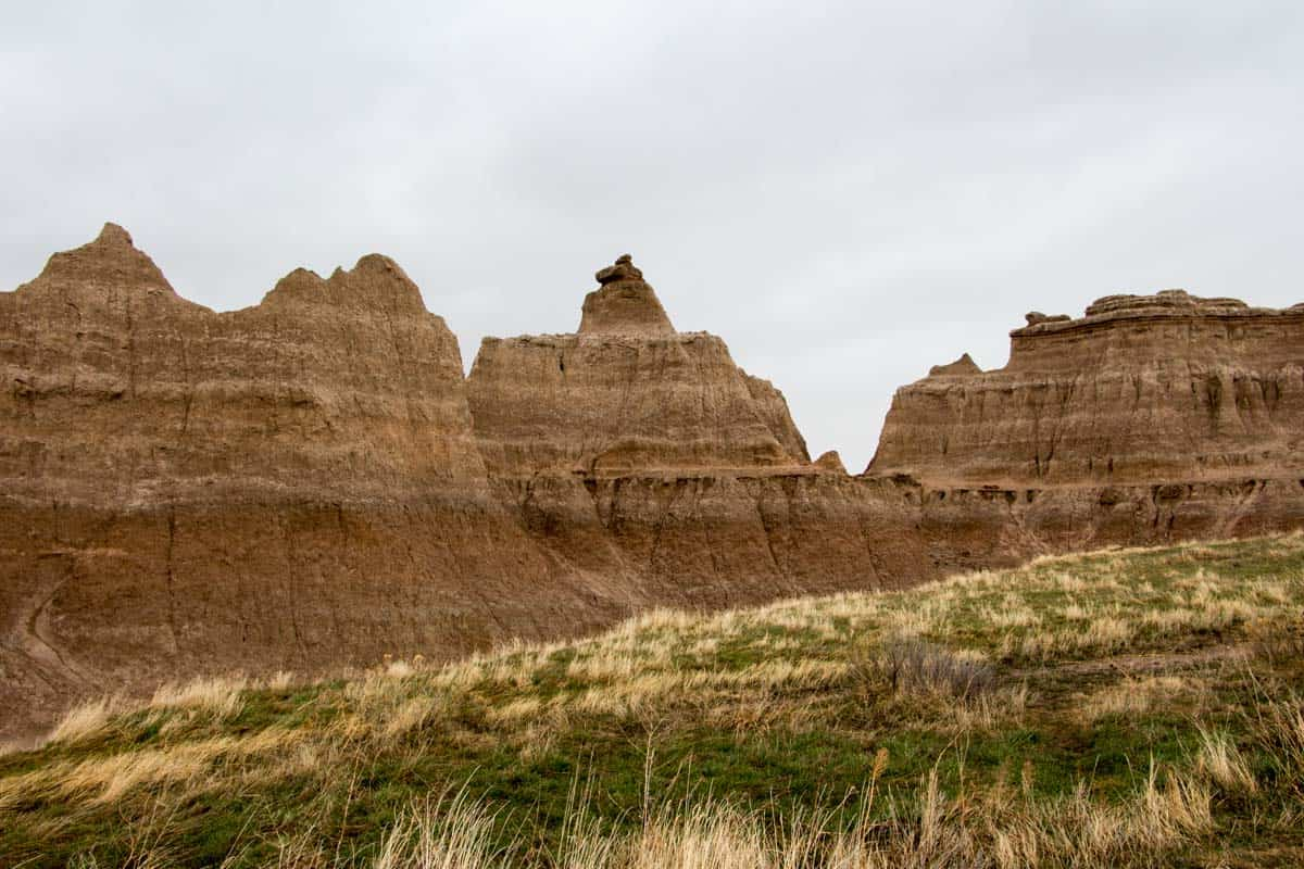 Badlands National Park – South Dakota, USA