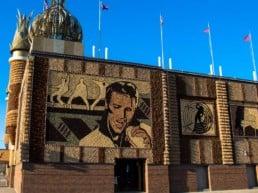 Verdens eneste Corn Palace – Mitchell, USA