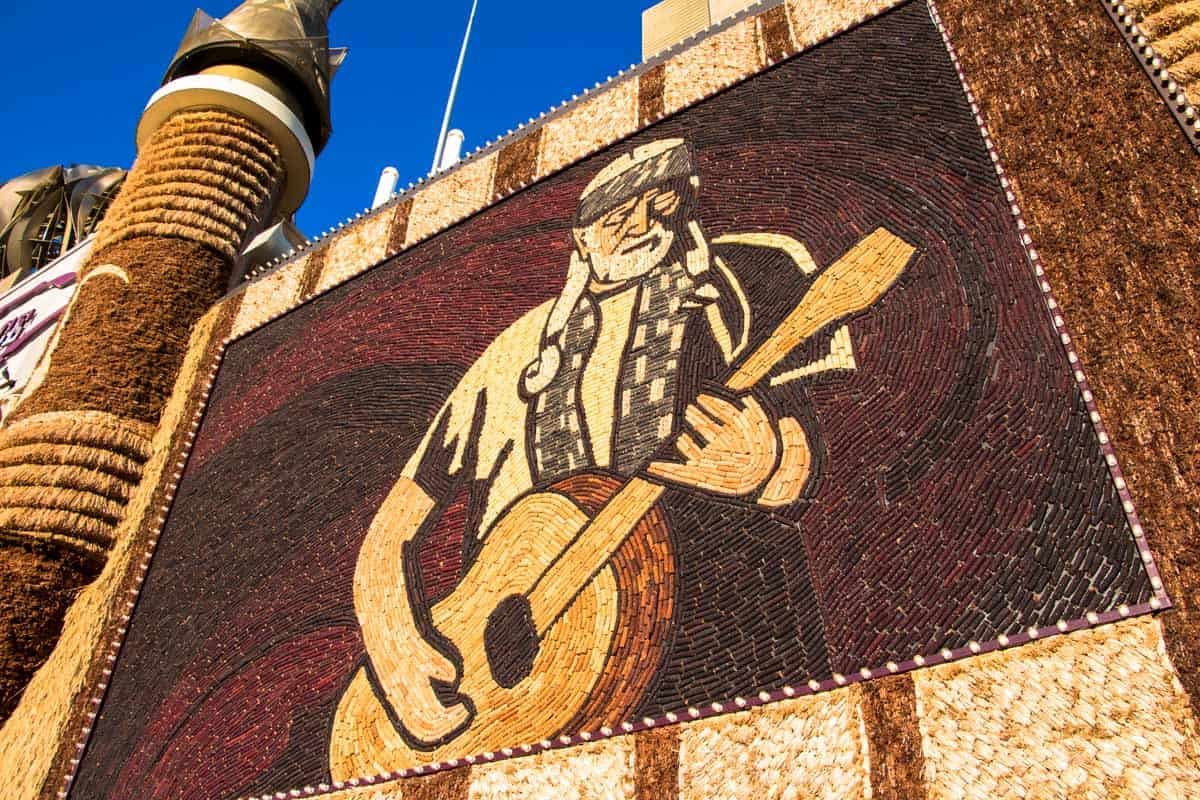 Corn Palace – Mitchell, USA