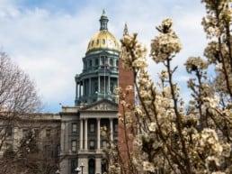 Denver er den højeste beliggende storby i USA – Colorado, USA