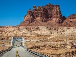 Tips til 2 smukke vejstrækninger i Utah - USA