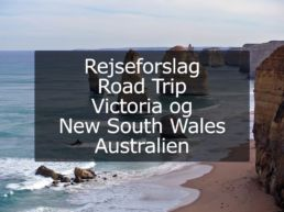 Rejseforslag Road Trip – Victoria og New South Wales, Australien