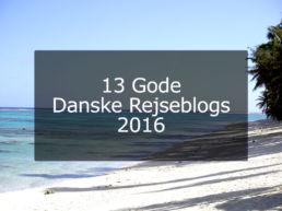Gode Danske Rejseblogs 2016