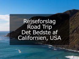 Rejseforslag Road Trip – Det Bedste af Californien, USA