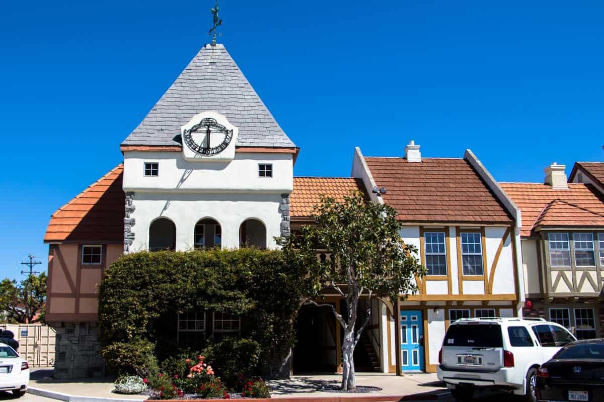 Solvang et lille stykke af Danmark - Californien, USA