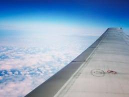 Annettes Rejseklumme, At flyve er ikke længere glamourøst