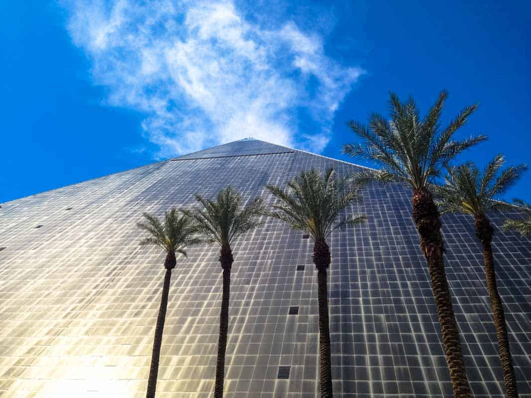 Rejsetanker om Road Trip fra Las Vegas til San Francisco, USA