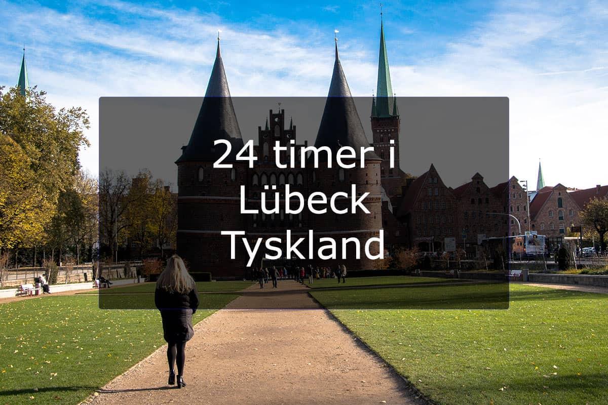 24 timer i Lübeck – Tyskland