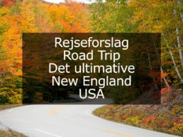 Rejseforslag Road Trip – Det ultimative New England, USA