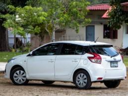 Tip til billeje og kørsel i Thailand
