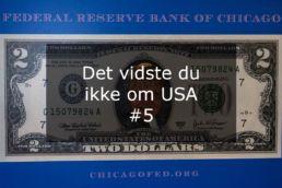 Det vidste du ikke om USA #5