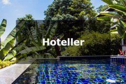 Hoteller