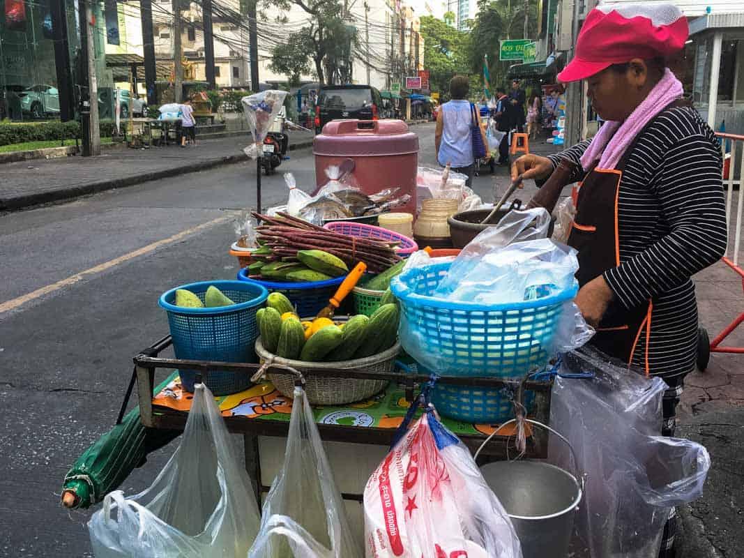 Vores gade i Bangkok – Thailand