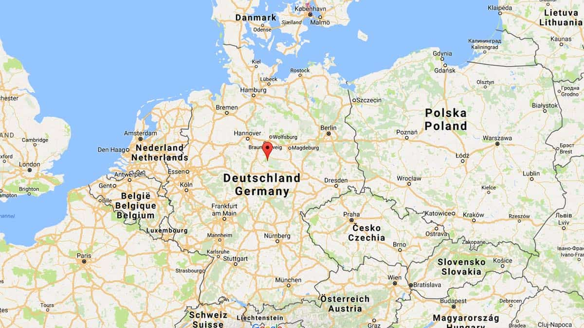 Turen Gar Til Harzen Tyskland Ontrip Dk