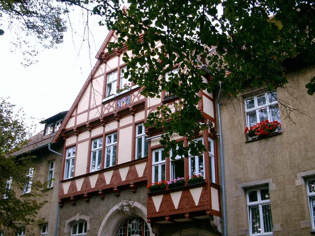 Turen går til Harzen, Tyskland