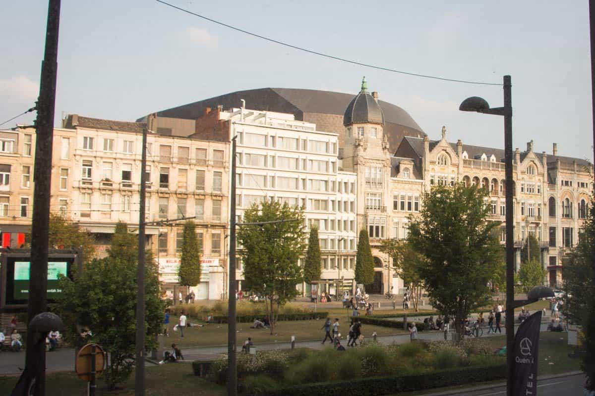 Anmeldelse af Queen A Antwerp – Antwerpen, Belgien
