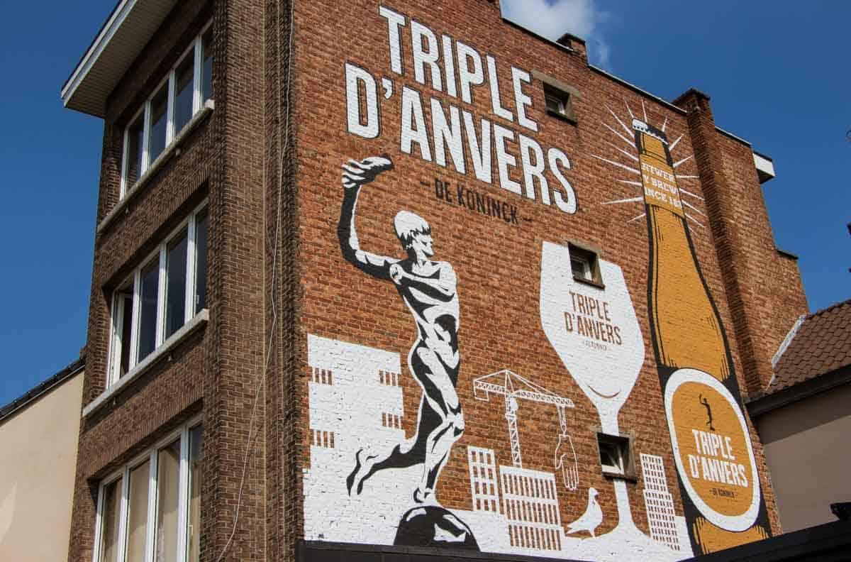 De Koninck er i dag et besøgscenter - Antwerpen, Belgien