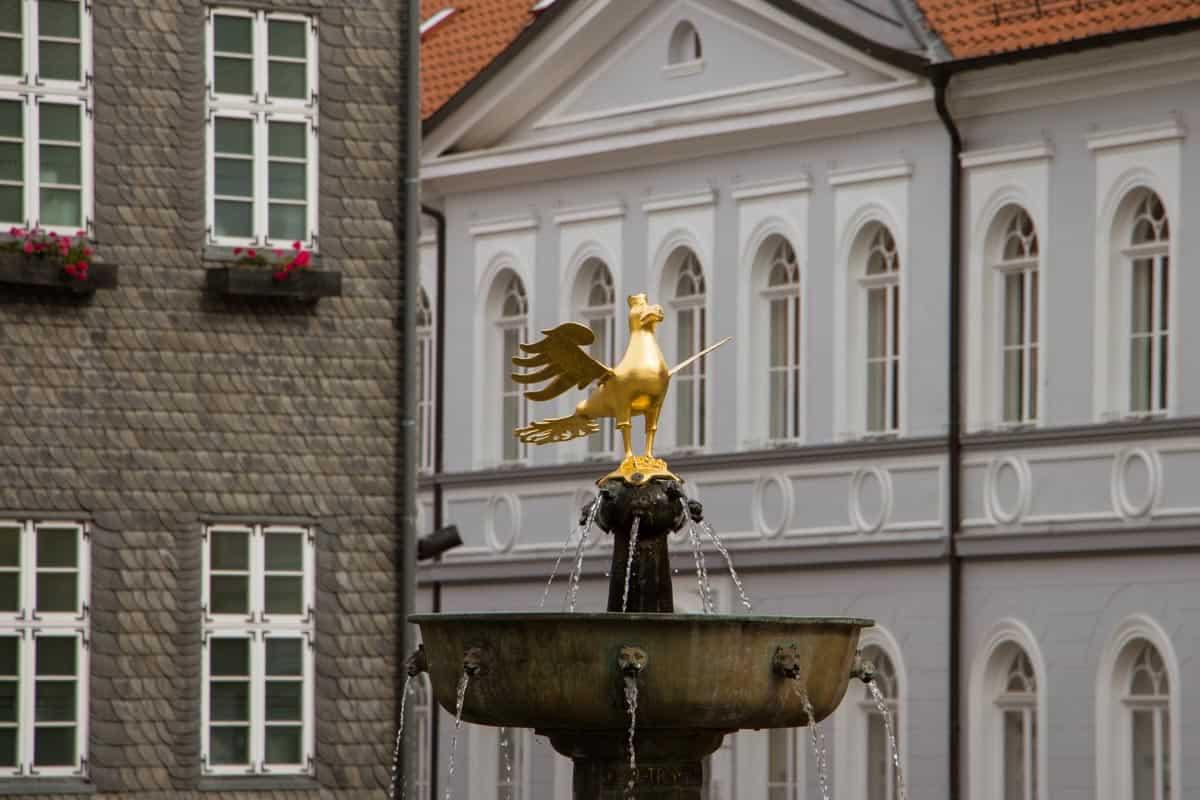 UNESCO byerne Quedlinburg og Goslar - Tyskland