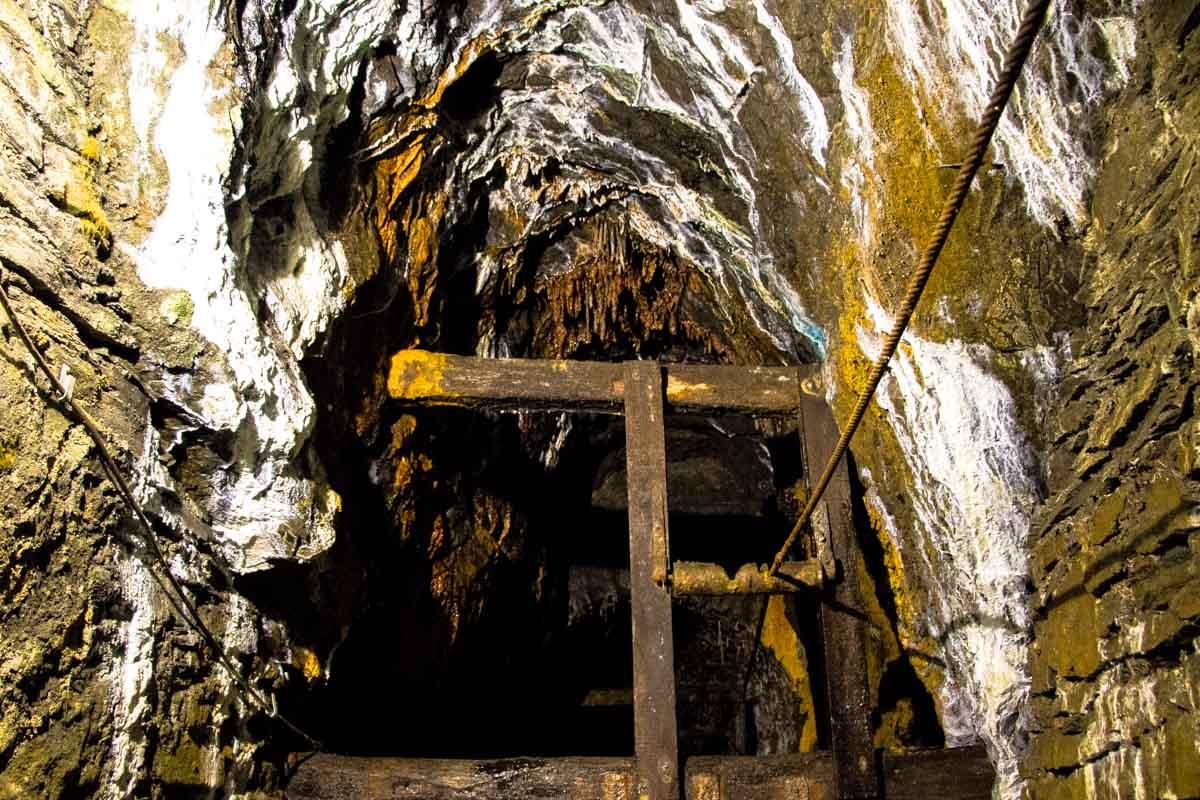 UNESCO minen Rammelsberg – Goslar, Tyskland
