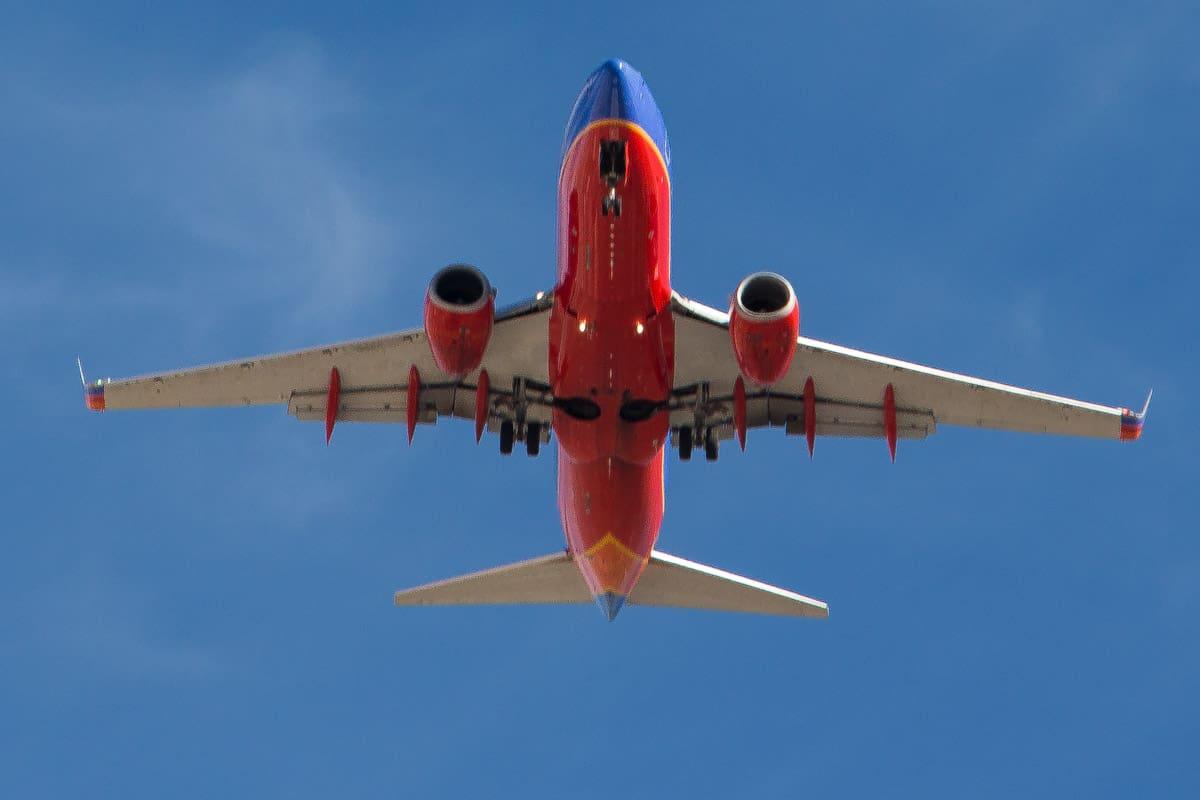3 fede flyspotting oplevelser – Las Vegas, USA