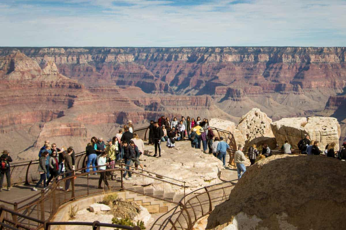 Grand Canyon National Park er verdens naturvidunder, Arizona - USA