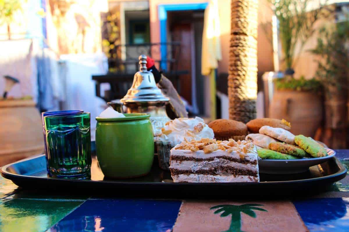 12 Postkort fra Marrakech - Marokko