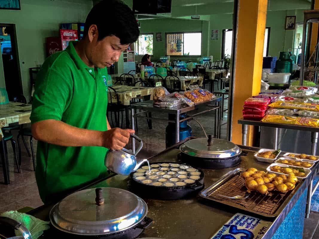 Annette Rejseklumme: Er det thailandske køkken i Bangkok ved at uddø?