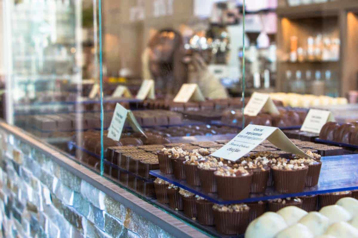 Chokolade workshop for os der elsker chokolade – Gent, Belgien