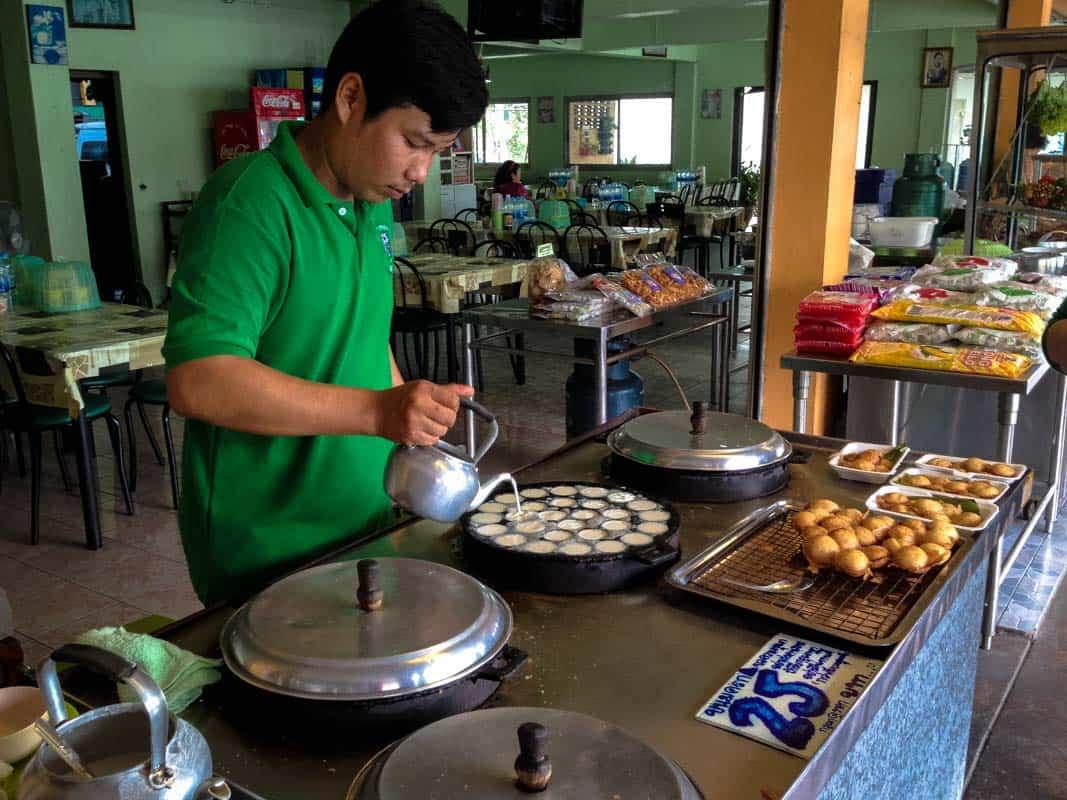 En rejse fra Bangkok til Chanthaburi Provinsen – Thailand