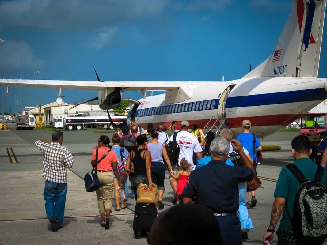 rettigheder ved forsinket fly