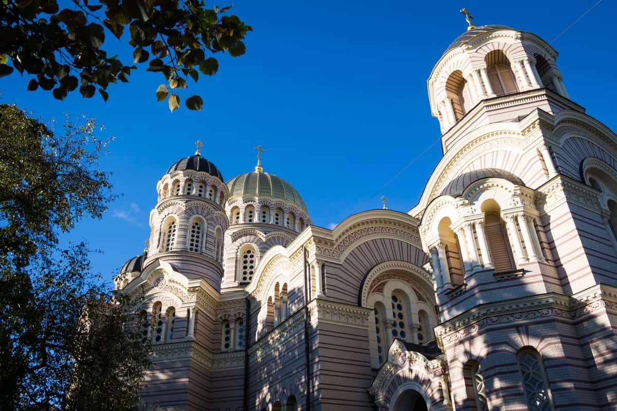 12 Postkort fra Riga – Letland