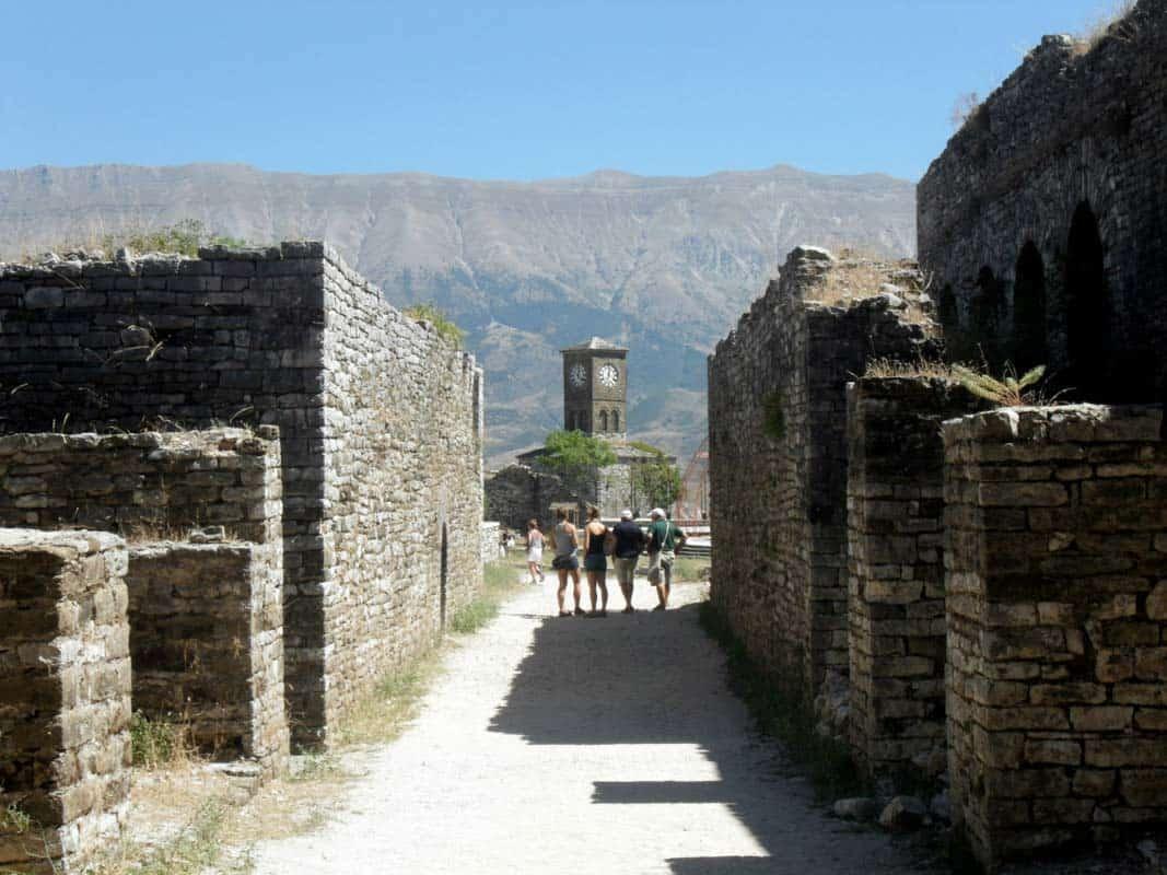 Gæsteblogger Alexander Waltner Saranda - Albanien