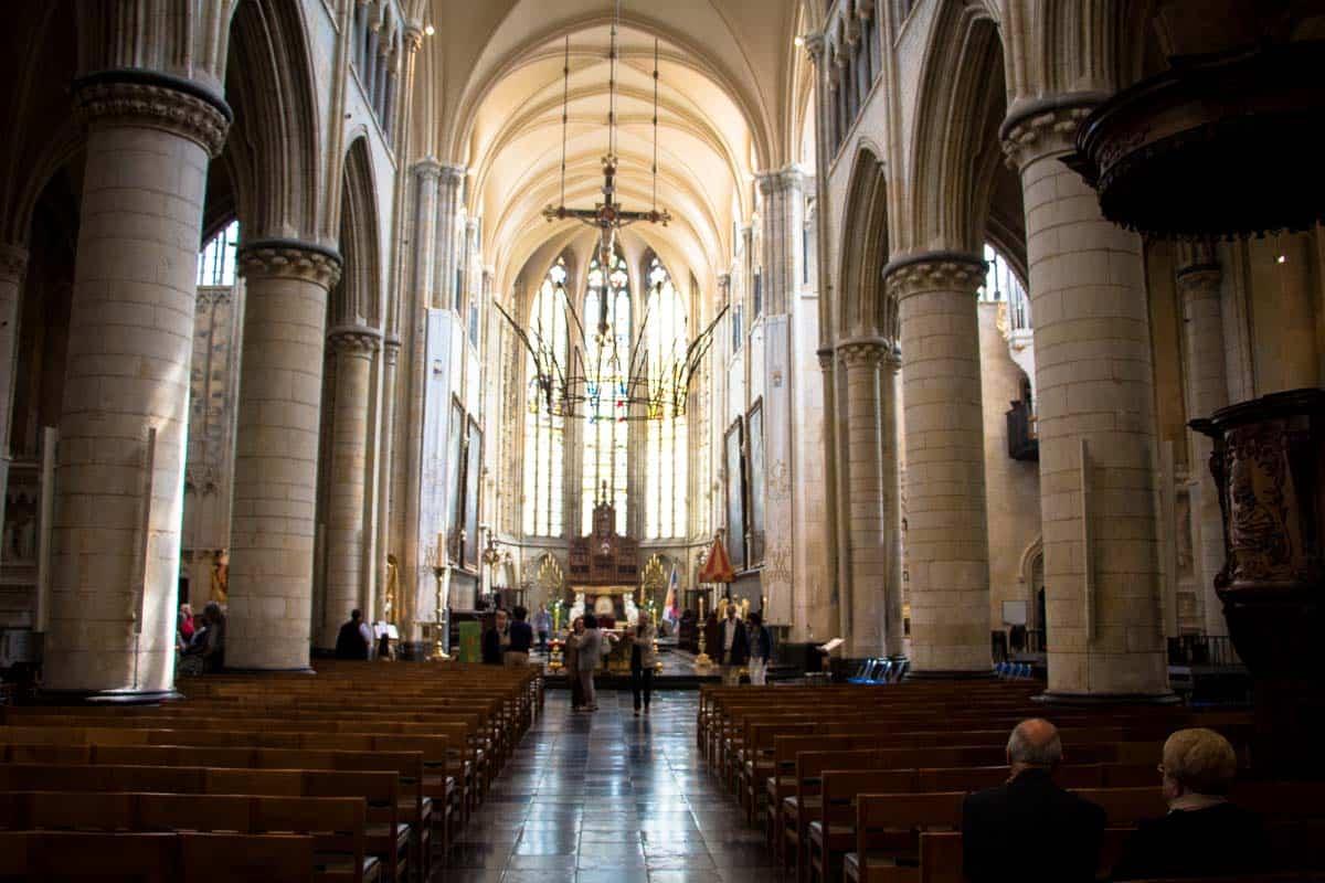 Tongeren ældste by i Belgien – Flandern, Belgien