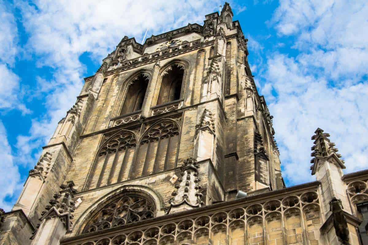 Tongeren ældste by i Belgien – Flandern, BelgienTongeren den ældste by i Belgien – Flandern, Belgien