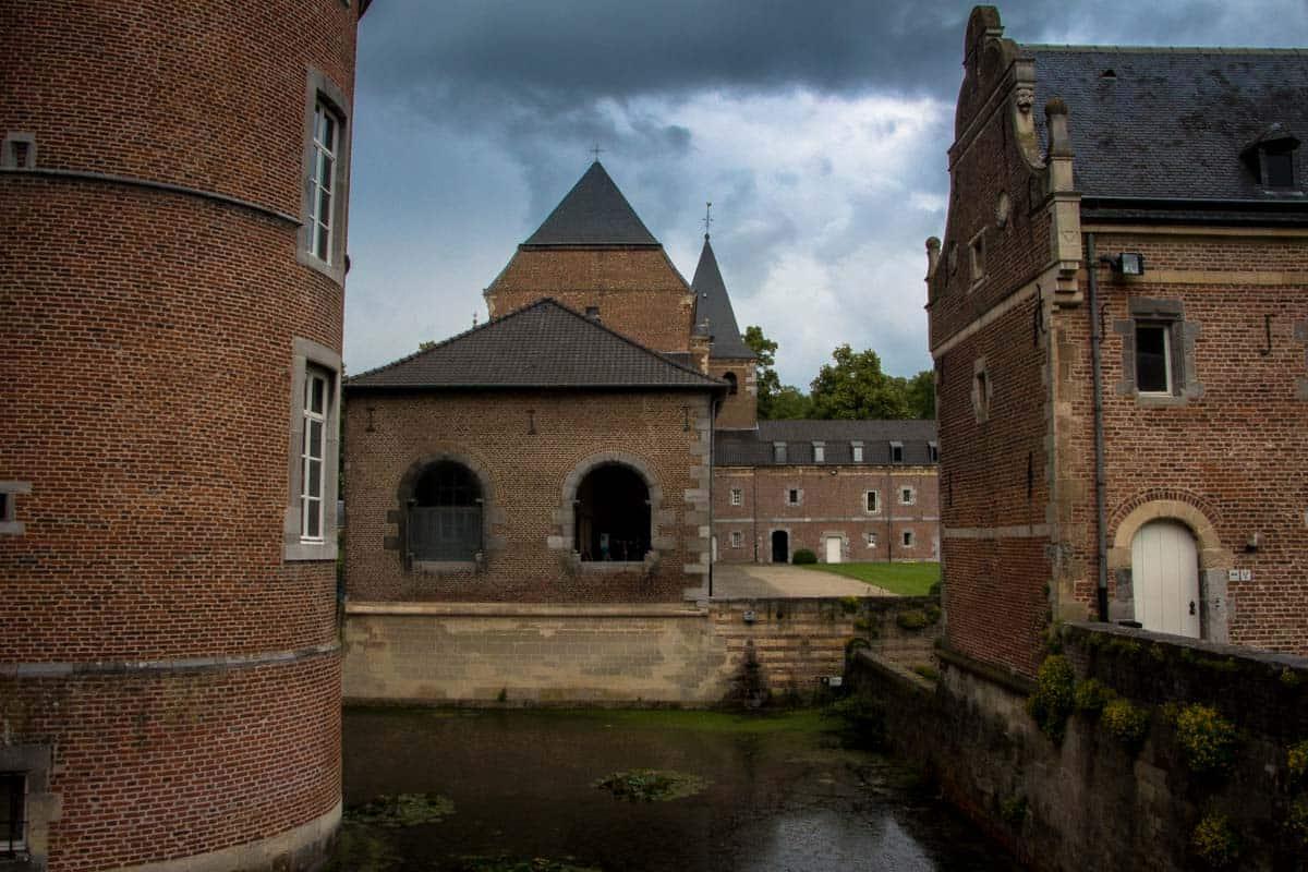 Tongeren den ældste by i Belgien – Flandern, Belgien